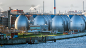 Desalination industry