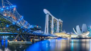 Singapore energy sector