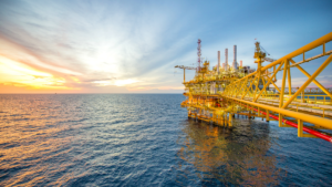 Offshore oil and gas production structures